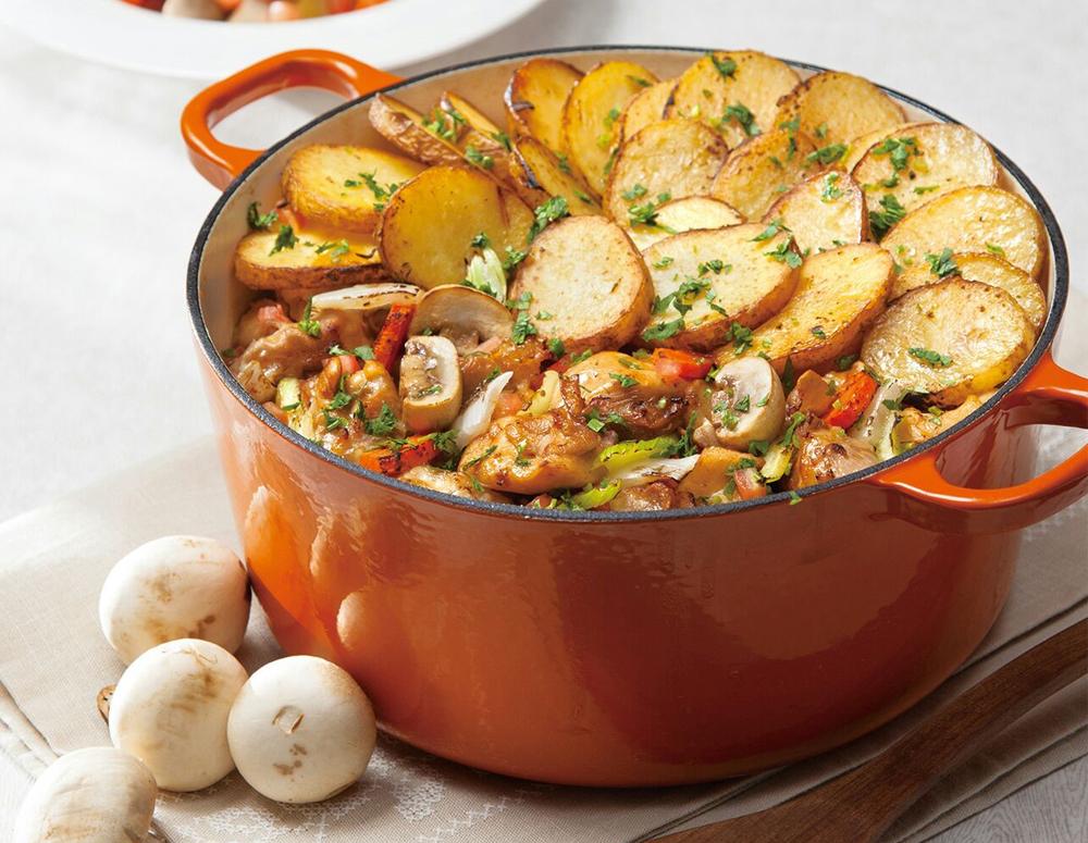 Recipe Chicken Hot Pot