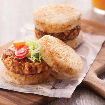 Recipe Chicken Rice Burger S