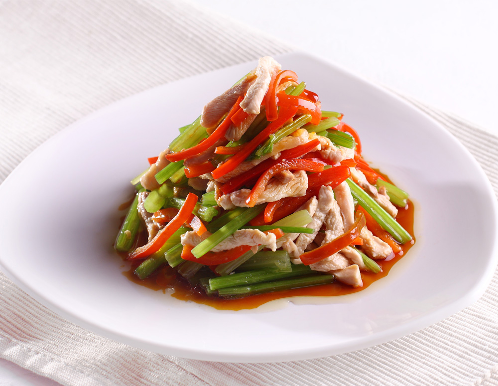 Recipe Chicken Salad with Bell Peppers