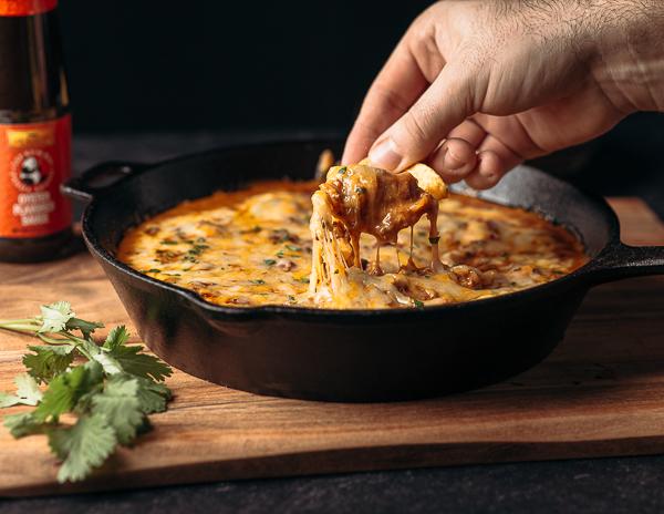 Recipe Chili Cheese Dip