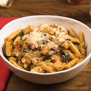 Recipe Chili Garlic Chicken Pasta S