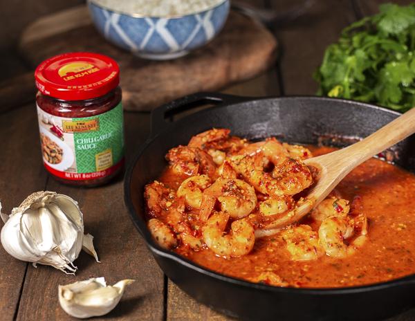 Recipe Chili Garlic Shrimp