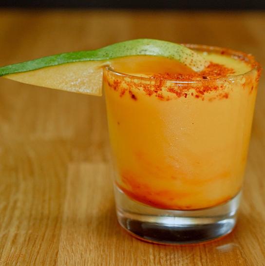 Recipe Chili Mango Ice S