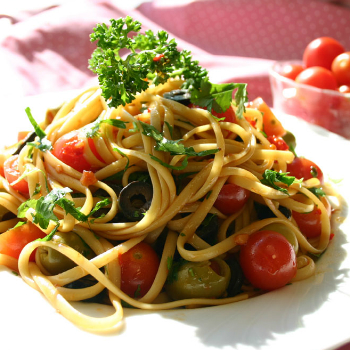 Recipe Chilled Pasta with Olives S