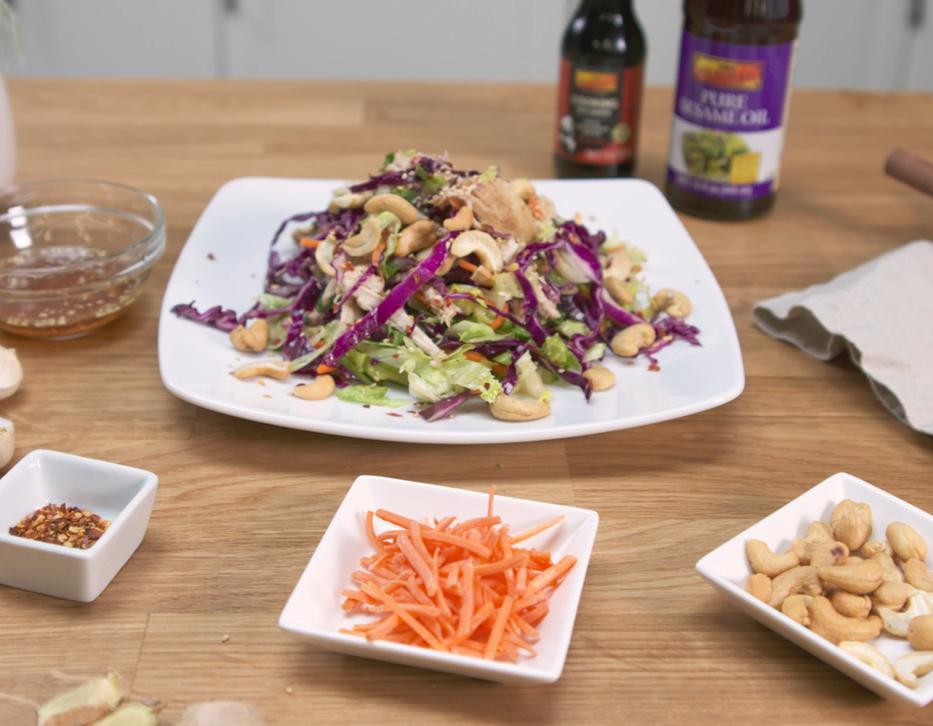 Recipe Chinese Chicken Salad