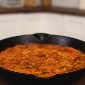 Recipe Chorizo Mushroom Frittata S