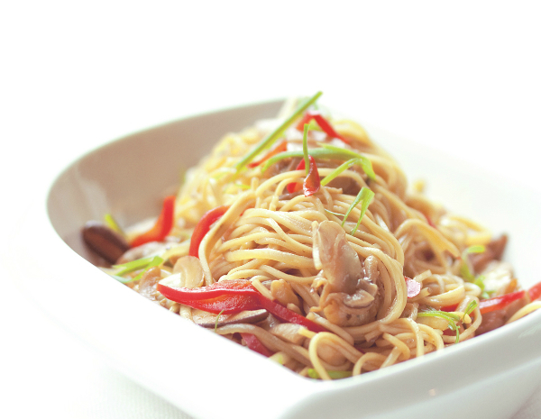 Recipe Chow Mien