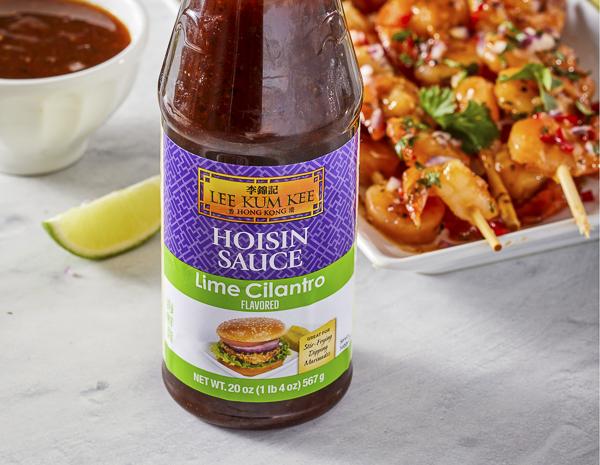 Recipe Cilantro Lime Shrimp Skewers