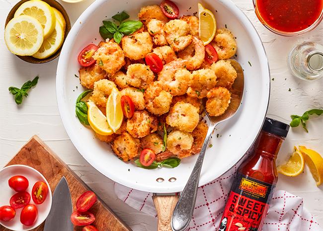 Recipe Coconut Shrimp
