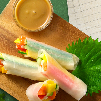 Recipe Cold Vietnamese Spring Roll