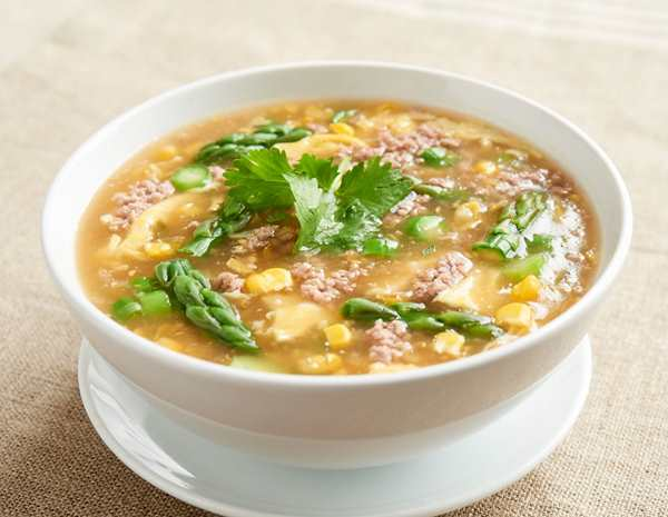 Recipe Cream Corn Beef Soup