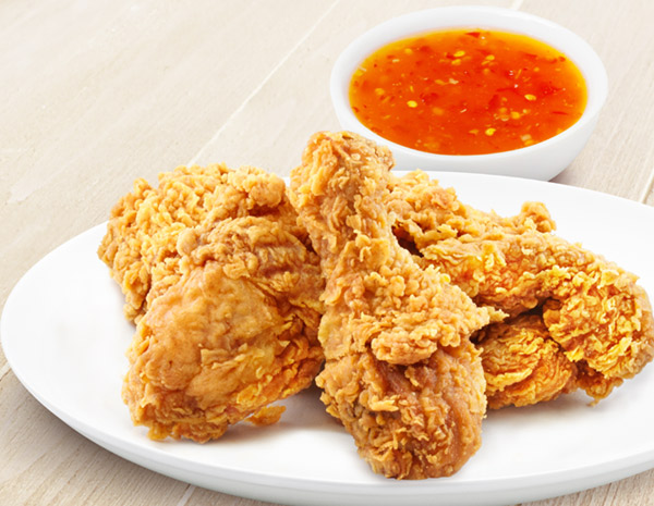 Recipe Crispy Chicken
