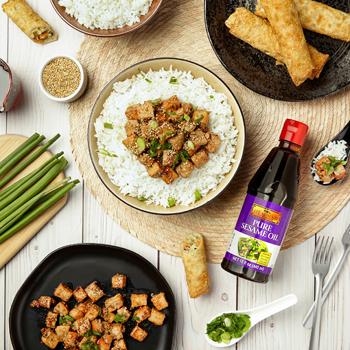 Recipe Crispy Sesame Tofu S