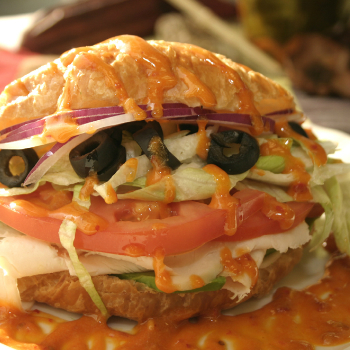 Recipe Croissant Turkey Sandwich S