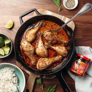 Recipe Curried Chicken Legs S