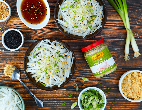 Recipe Daikon Salad 2
