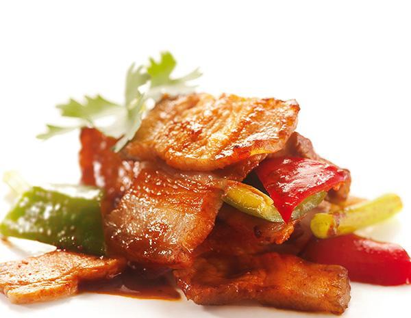 Recipe Double Cooked Pork