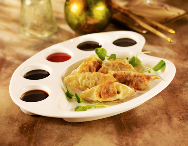 Recipe Dumplings with Dipping Sauce