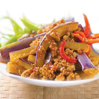 Recipe Eggplant in Spicy Garlic Sauce S