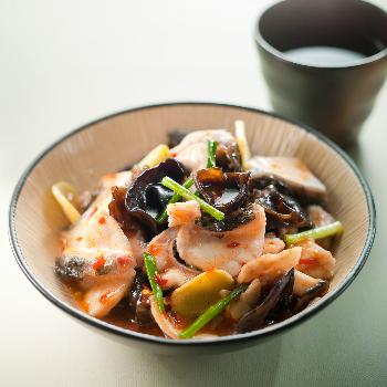 Recipe Fish Slices in Chili Wine Sauce S