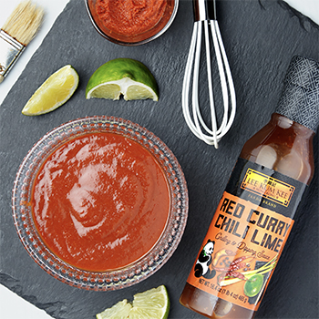 Recipe for Chili Lime Red Curry S