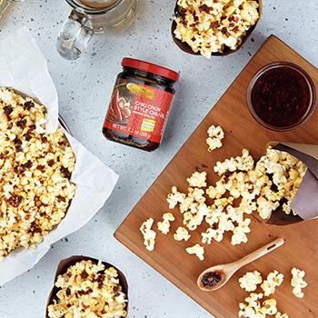 Recipe for Chiu Chow Chili Oil Popcorn S