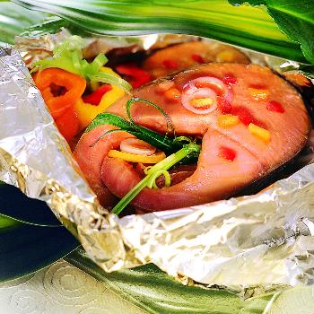 Recipe Fried Fish Fillet with Fine Shrimp Sauce S