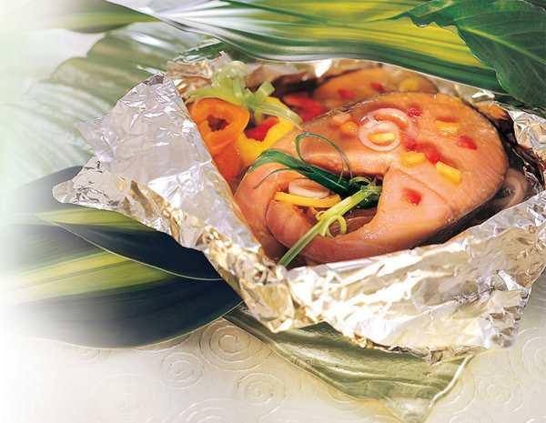 Recipe Fried Fish Fillet with Fine Shrimp Sauce