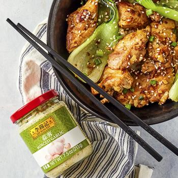 Recipe Garlic Glazed Chicken Thighs S