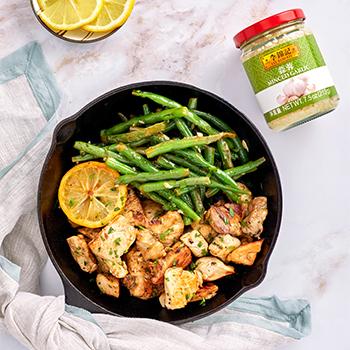 Recipe Garlic Lemon Butter Chicken Skillet S
