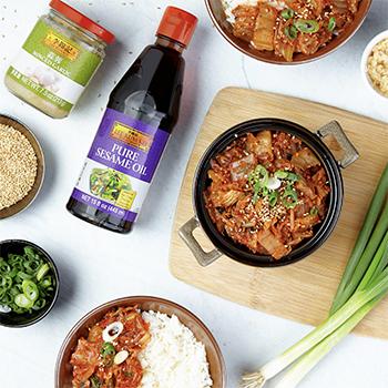 Recipe Garlic Sesame Kimchi S