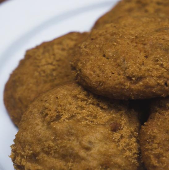 Recipe Ginger Cookies S