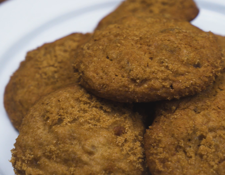 Recipe Ginger Cookies
