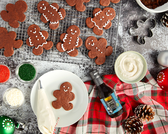 Recipe Gingerbread Cookies