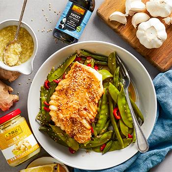 Recipe Glazed Cod S