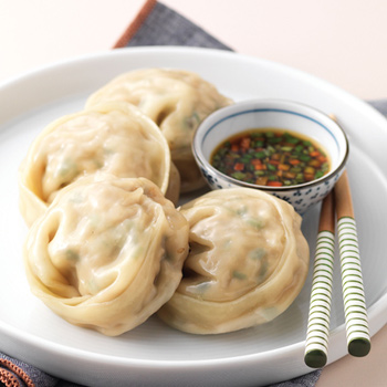 Recipe Green Bean Sprouts and Meat Dumplings S