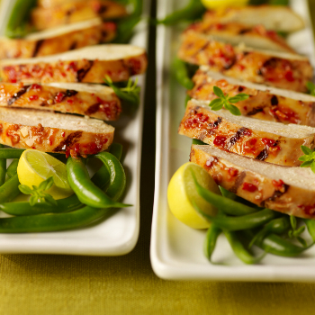 Recipe Grilled Chicken with String Beans S