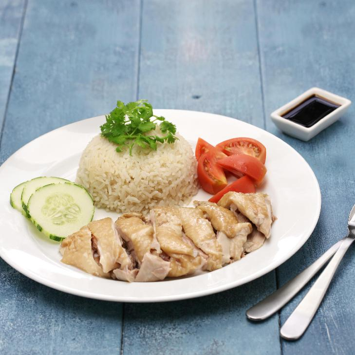 Recipe Hainanese Chicken Rice S