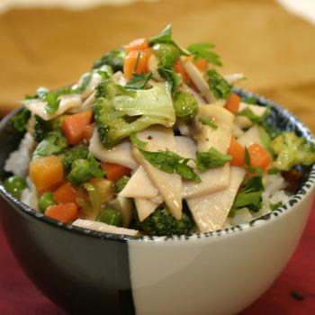 Recipe Ham and Rice Bowl S
