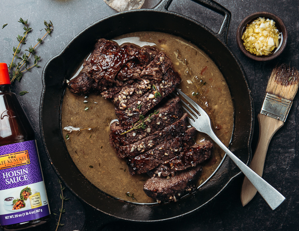 Recipe Hoisin Beef Flank Steak