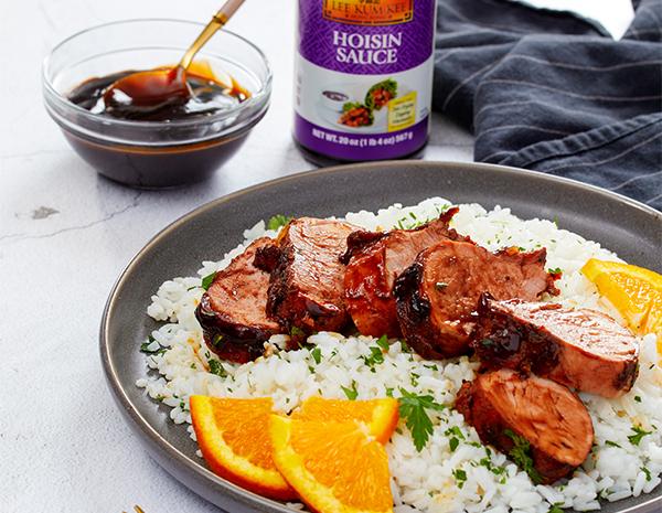Recipe Hoisin Glazed Pork Belly