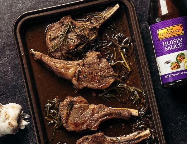 Recipe Hoisin Grilled Lamb Chops