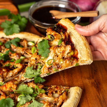 Recipe Hoisin Pizza S