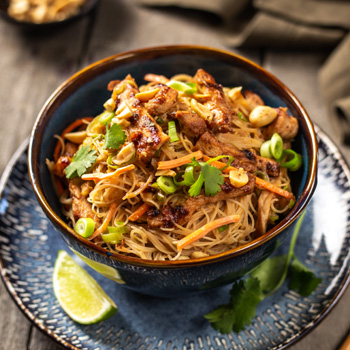 Recipe Hoisin Pork and Noodles S