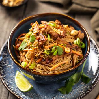 Recipe Hoisin Pork and Noodles S