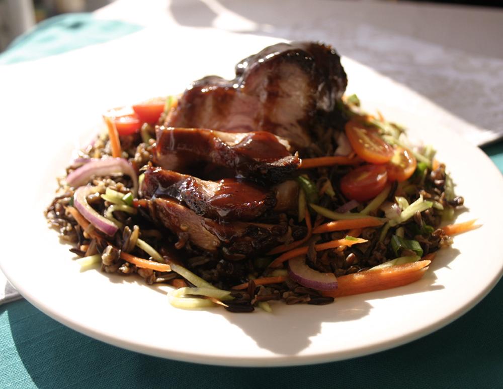 Recipe Honey Flavored BBQ Pork