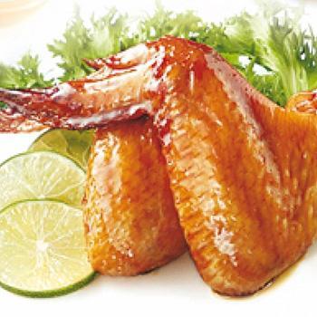 Recipe Honey Garlic Chicken Wings S