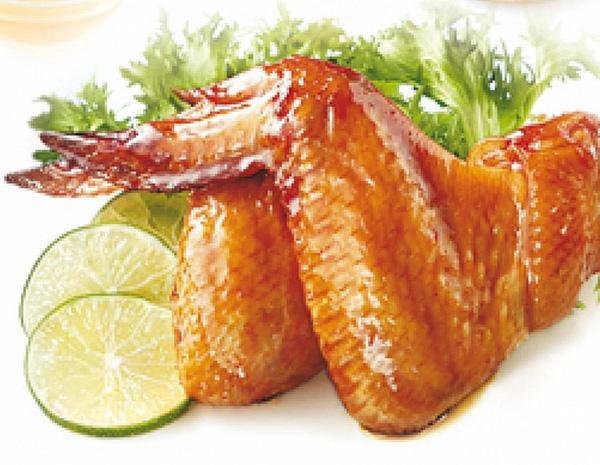 Recipe Honey Garlic Chicken Wings