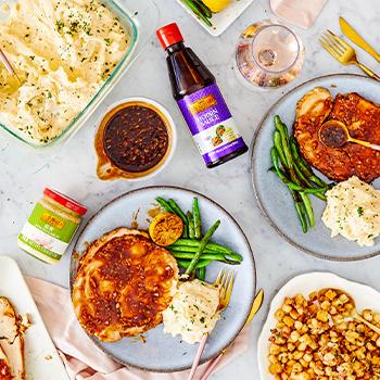 Recipe Honey Glazed Cantonese Turkey S