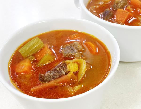 Recipe Hong Kong Style Borscht